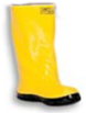 Yellow Rubber Rain/Mud Boots